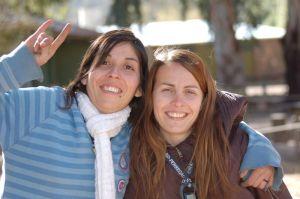 Julia et Lis